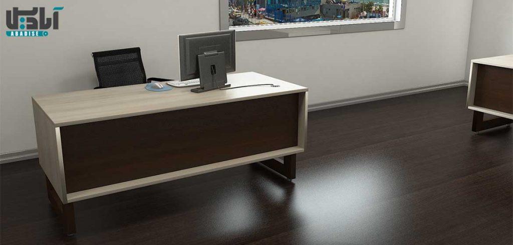 ارتفاع استاندارد میز کارمندی را بشناسیم