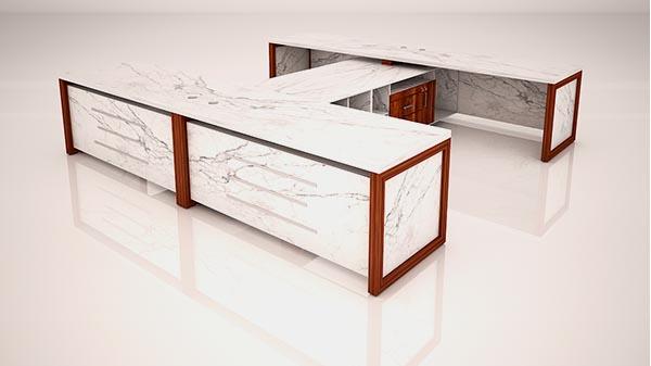 میز کارگروهی رکتیکال تیپ 1003H