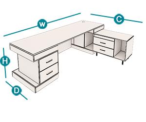 میز مدیریت ویزارد