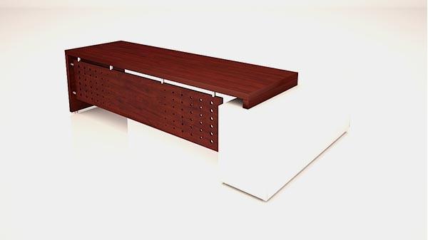 میز مدیریت رکلاین تیپ 118L