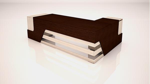 میز مدیریت پیانو تیپ 126L