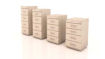 فایل چهار کشو مدست تیپ 1501 – 4D