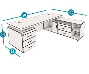 میز کارشناسی رکتیکال تیپ 403L ، میز کارشناسی ، میز ، خرید میز ، فروش میز ، میز اداری ، قیمت میز ، قیمت میز اداری