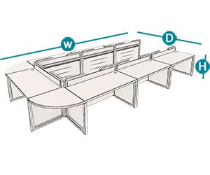 میز گردهمایی رکتیکال تیپ 703U ، میز گردهمایی رکتیکال ، میز گردهمایی ، میز جلسه ، خرید میز جلسه ، خرید میز گردهمایی ، فروش میز جلسه ، قیمت میز جلسه ، فروش میز گردهمایی ، قیمت میز گردهمایی