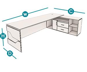 میز مدیریت کاپیکن