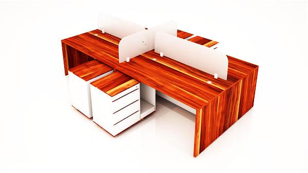 میز کارگروهی شیدر تیپ 1004P