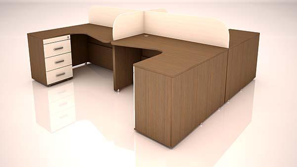میز کارگروهی ویو تیپ 1005H