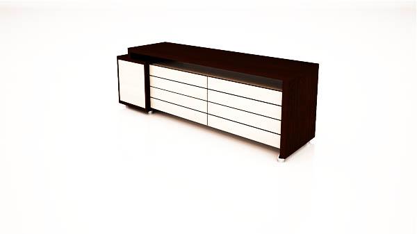 میز تلویزیون شیدر تیپ 1604