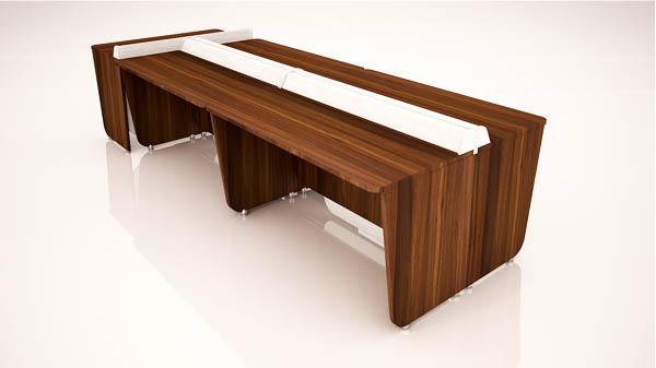 میز گردهمایی اینترست تیپ 706C