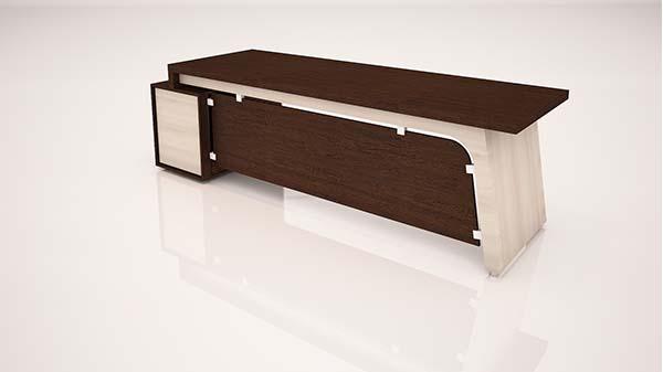 میز مدیریت رست تیپ 133L