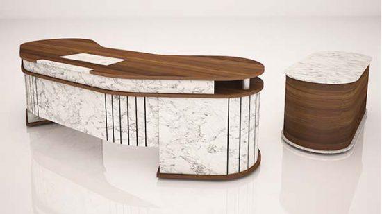 میز مدیریت فلکسیبل تیپ 139L